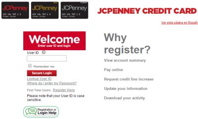Jcpenney Credit Card Overnight Payment Address Billing And Payments Jcpenney