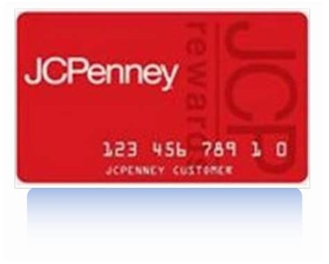 Jcpenney Credit Card Lost Jcpenney Credit Card