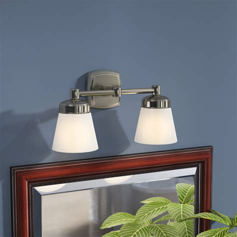 Jebediah 2-Light Vanity Light