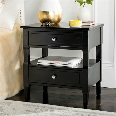 Jerry 2 Drawer Nightstand