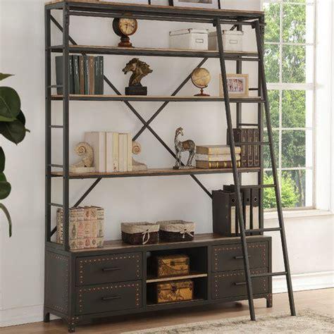 Jessop Etagere Bookcase