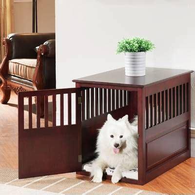 Jester Wood Slats Pet Crate