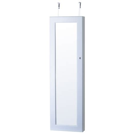 jewelry armoire with mirror target