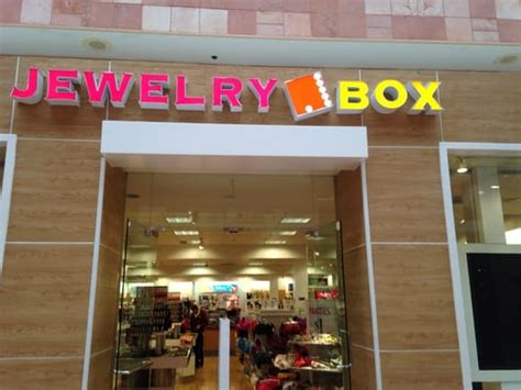 jewelry box stores in el paso tx