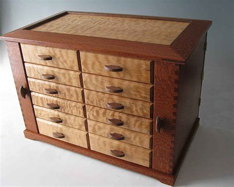 Jewelry Box Woodworking