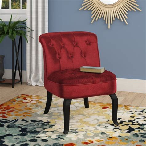 Jiya Accent Slipper Chair