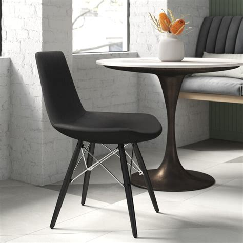 Joanie Tower Upholstered Dining Chair