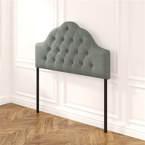 Joao Upholstered Panel Headboard
