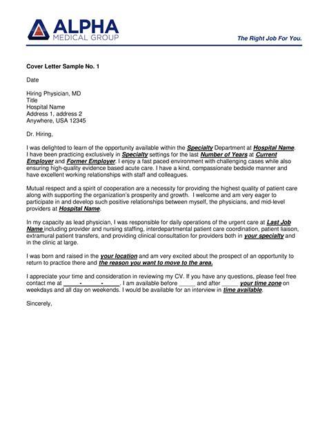 Job Application Letter For Doctor Pdf Doctor Letter Template 13 Free Sample Example Format