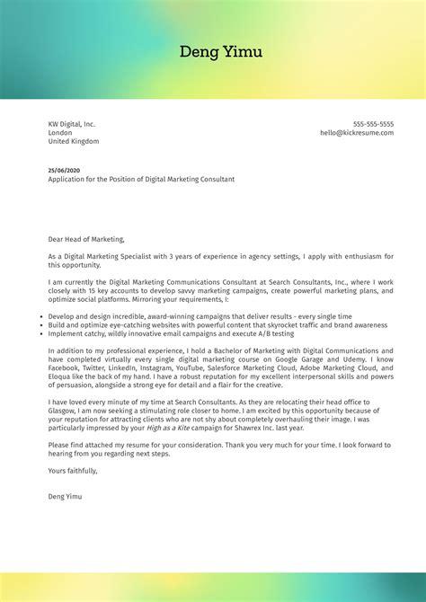 Job Application Letter Lecturer Sample Cover Letter For A Lecturer Position Livecareer