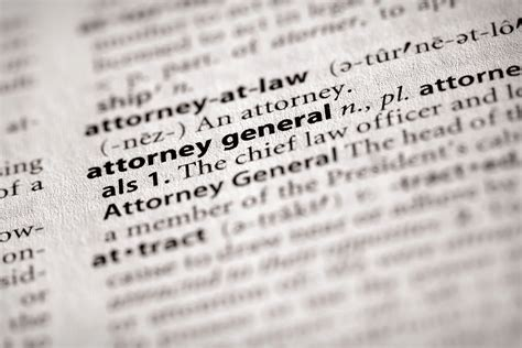 job description of an attorney general attorney general job description