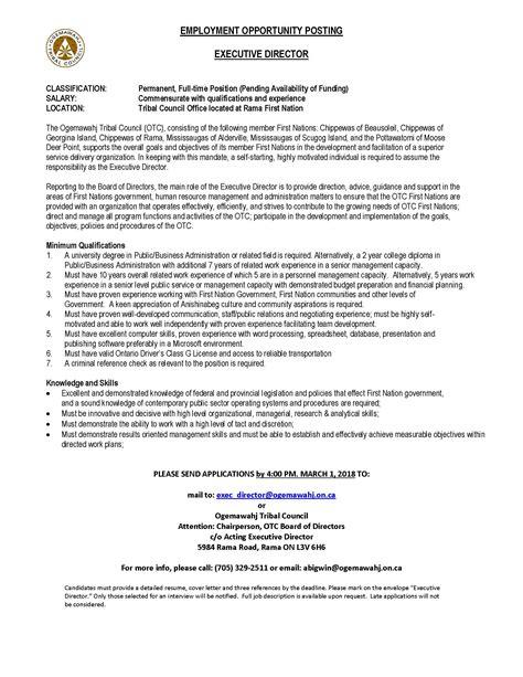 job description of a ceo