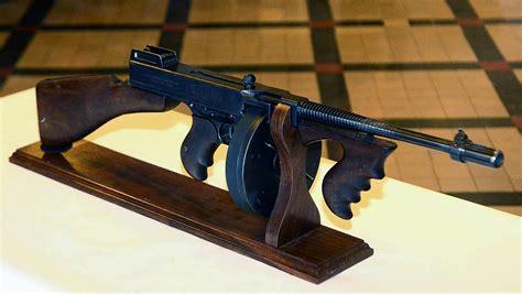 Tommy-Gun John Dillinger Tommy Gun.
