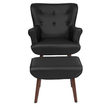 John Wingback Chair and Ottoman