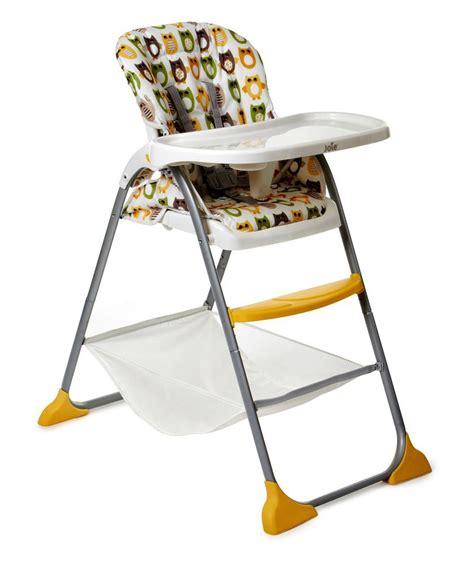 Joie Mimzy Owl Design High Chair