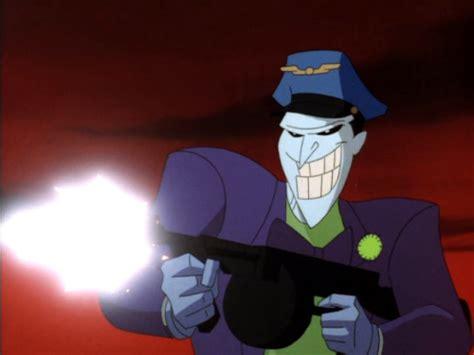 Tommy-Gun Joker Tommy Gun.