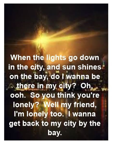 Lights Journey Lyrics | Patio Flood Lighting