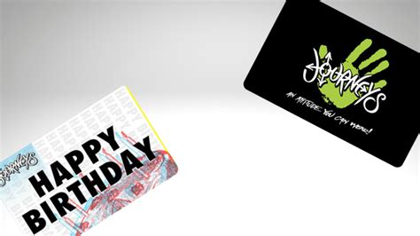 Journeys Shoe Store Credit Card Gift Card Balance Now