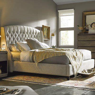 Julesburg Upholstered Panel Bed byTrent Austin Design