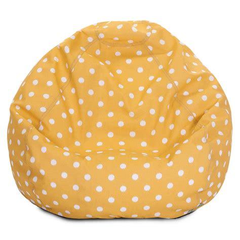 Jumbo Bean Bag Chair Pattern