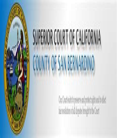 Court Attire Jury Jury Information San Bernardino Superior Court
