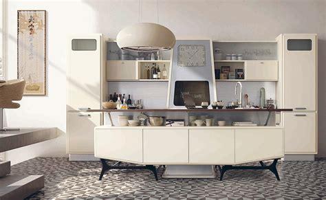 Küche 50er Style