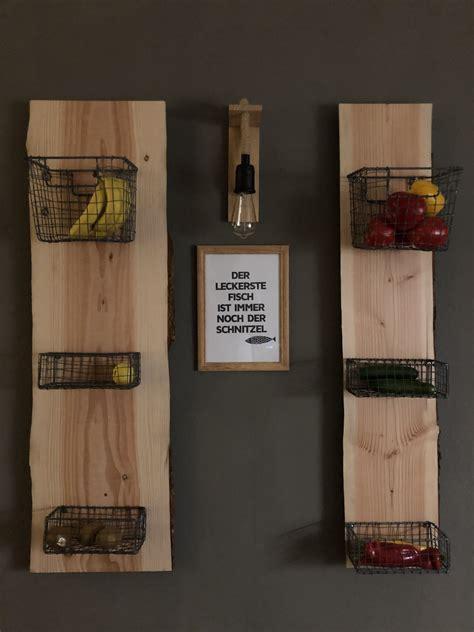 Küche Aufbewahrung Wand