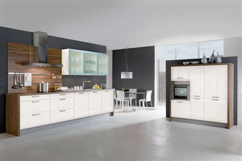 Küche Zweizeilig