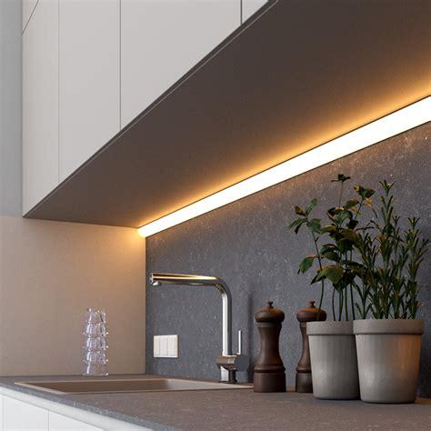 Küchenbeleuchtung Unterbau