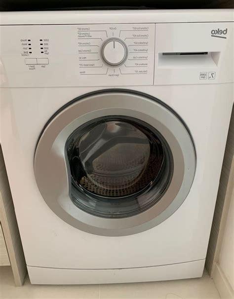 Kafa%C2%BCche Mit Geringer Tiefe Waschmaschine 50 Cm Tief   Test Und Vergleich 2017