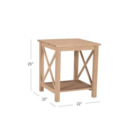 Kaiser End Table