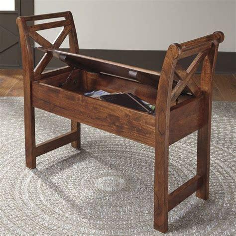 Kanaga Wood Bench
