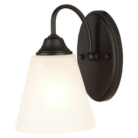 Karcher 1-Light Bath Sconce