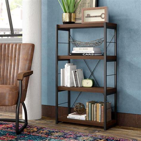 Karina Etagere Bookcase