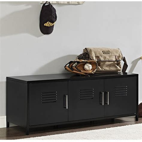 Karlie Metal Storage Bench