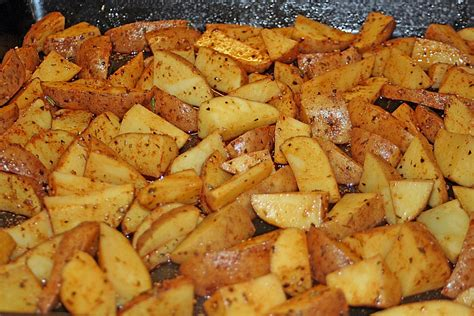 Kartoffeln Vom Blech