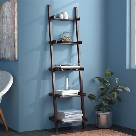 Kathryn 5-Tier Ladder Bookcase