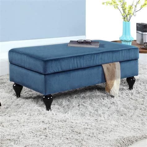 Keefe Upholstered Storage Bench