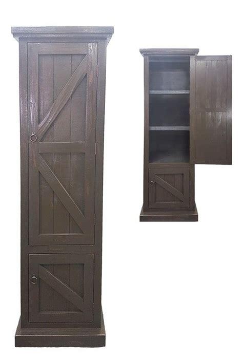 Kelley Rustic Single Door Armoire
