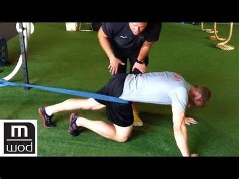 kelly starrett hip flexor stretch video on skype