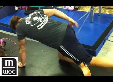 kelly starrett hip flexor stretching routine for flexibility