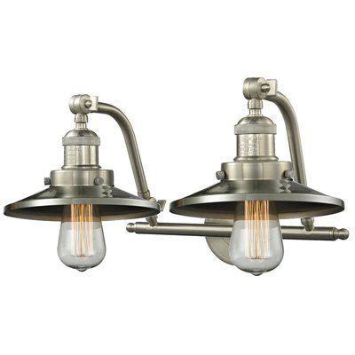 Kenia 2-Light Vanity Light