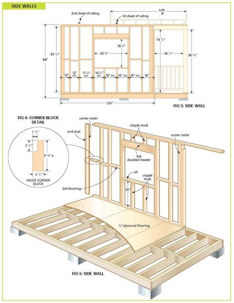Kent Cabin Plans