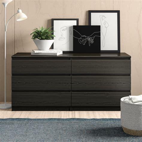 Kepner 6 Drawer Double Dresser byZipcode Design