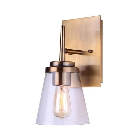 Kesler 1-Light Bath Sconce
