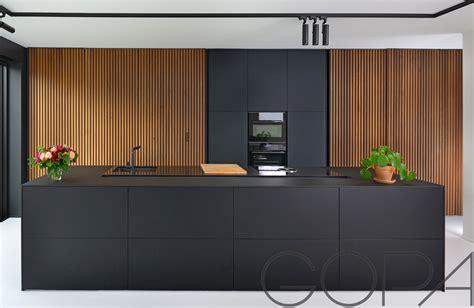 Keuken Fenix Zwart