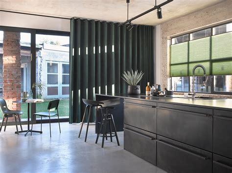 Keuken Gordijnen Groen