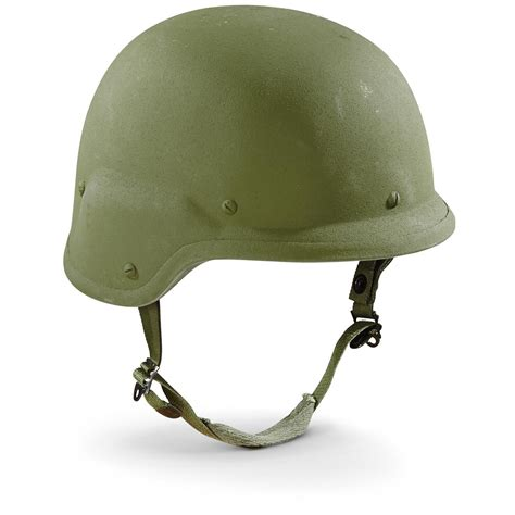 Army-Surplus Kevlar Helmet Army Surplus.