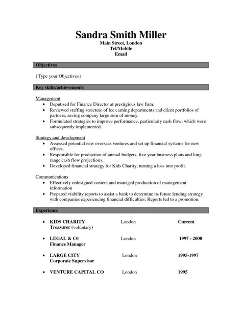 professional accomplishments resume examples sample - Professional Accomplishments Resume Examples