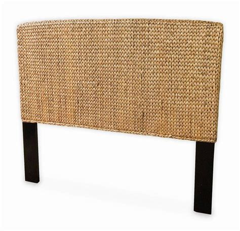 Key West Seagrass Panel Headboard by ElanaMar Designs
